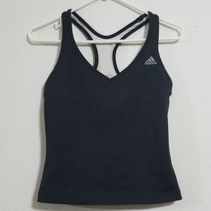 2/$40 Adidas Women's M ClimaCool Athletic Tank Top